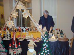 Für mich ist dieser Weihnachtsmarkt in einem Nordhorner Altenheim die schönste Vorbereitung auf Weihnachten. Hier kann ich meine Produktpalette in schöner Atmosphäre vorstellen.