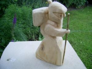 aus Lindenholz 20 cm